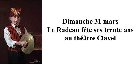 Le Radeau: mars 2019